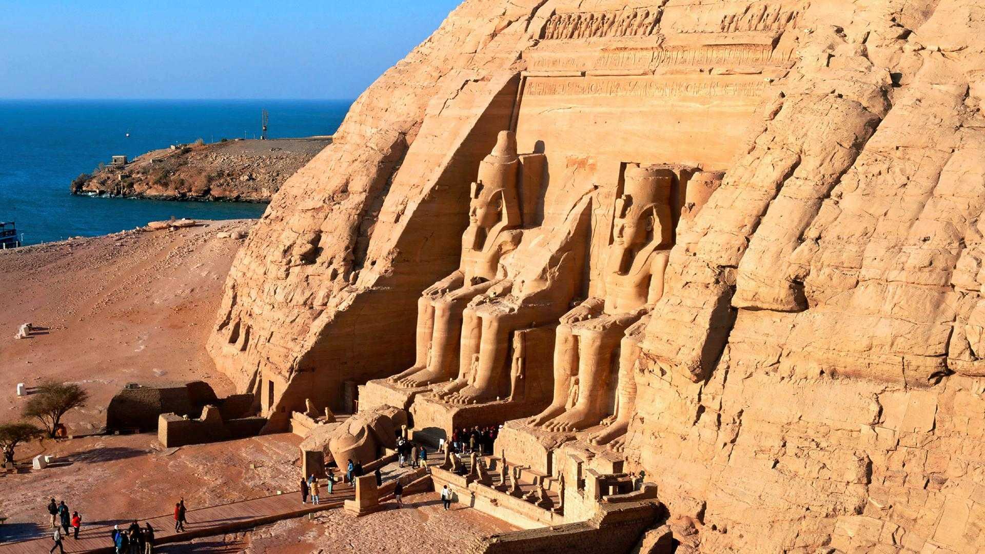 5ème jour: Abou Simbel & le Caire
