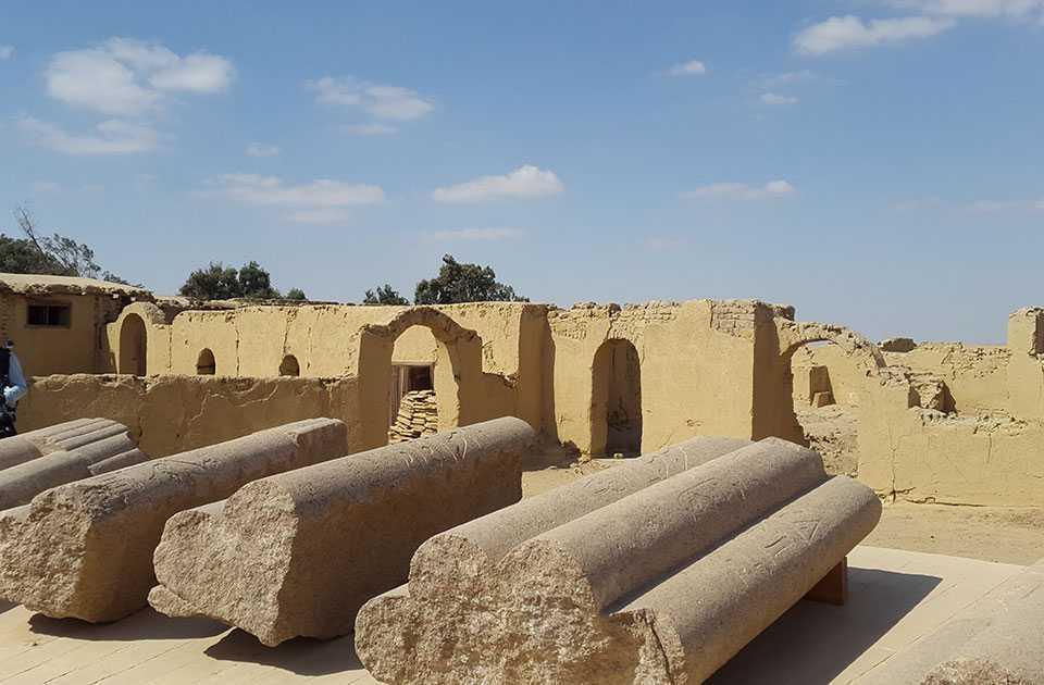 La ville antique de Karanis