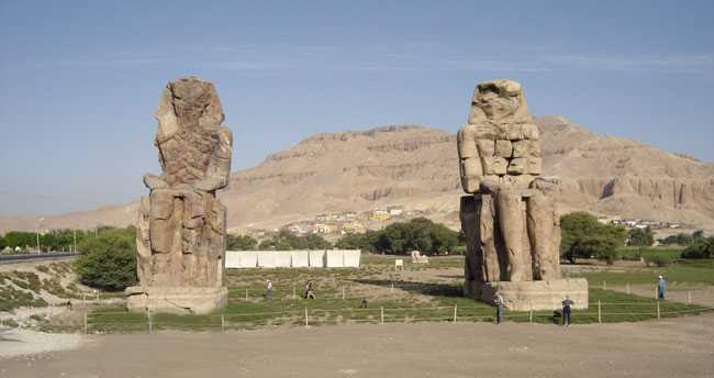 7ème jour : La nécropole Thébaine, la vallée des r