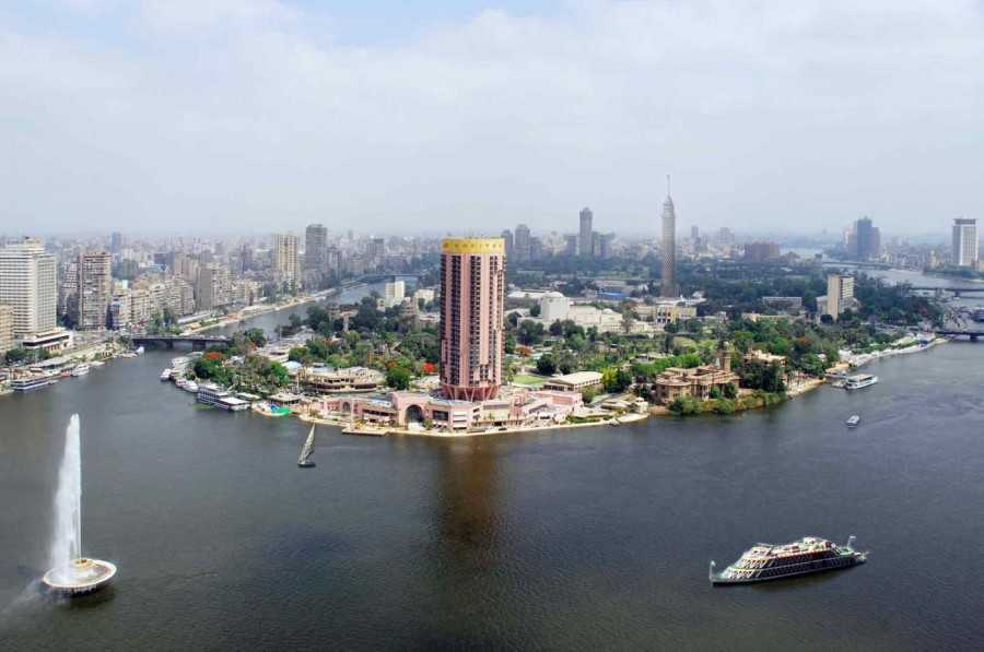 1er jour : le Caire
